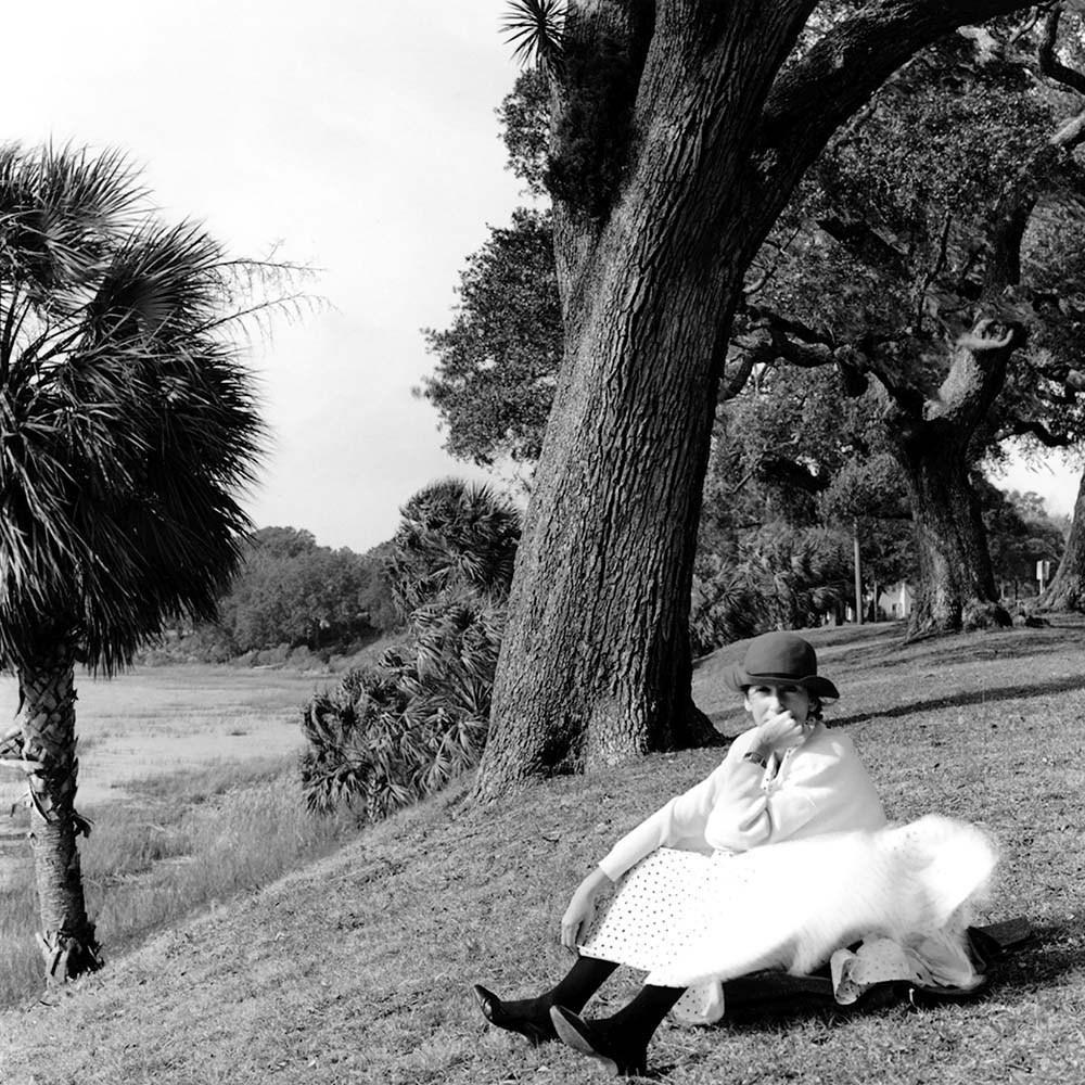 "<span class=""caption-title"">Leslie</span>, Beaufort, South Carolina, 1989<span class=""caption-copyright"">© Rodney Smith</span>"