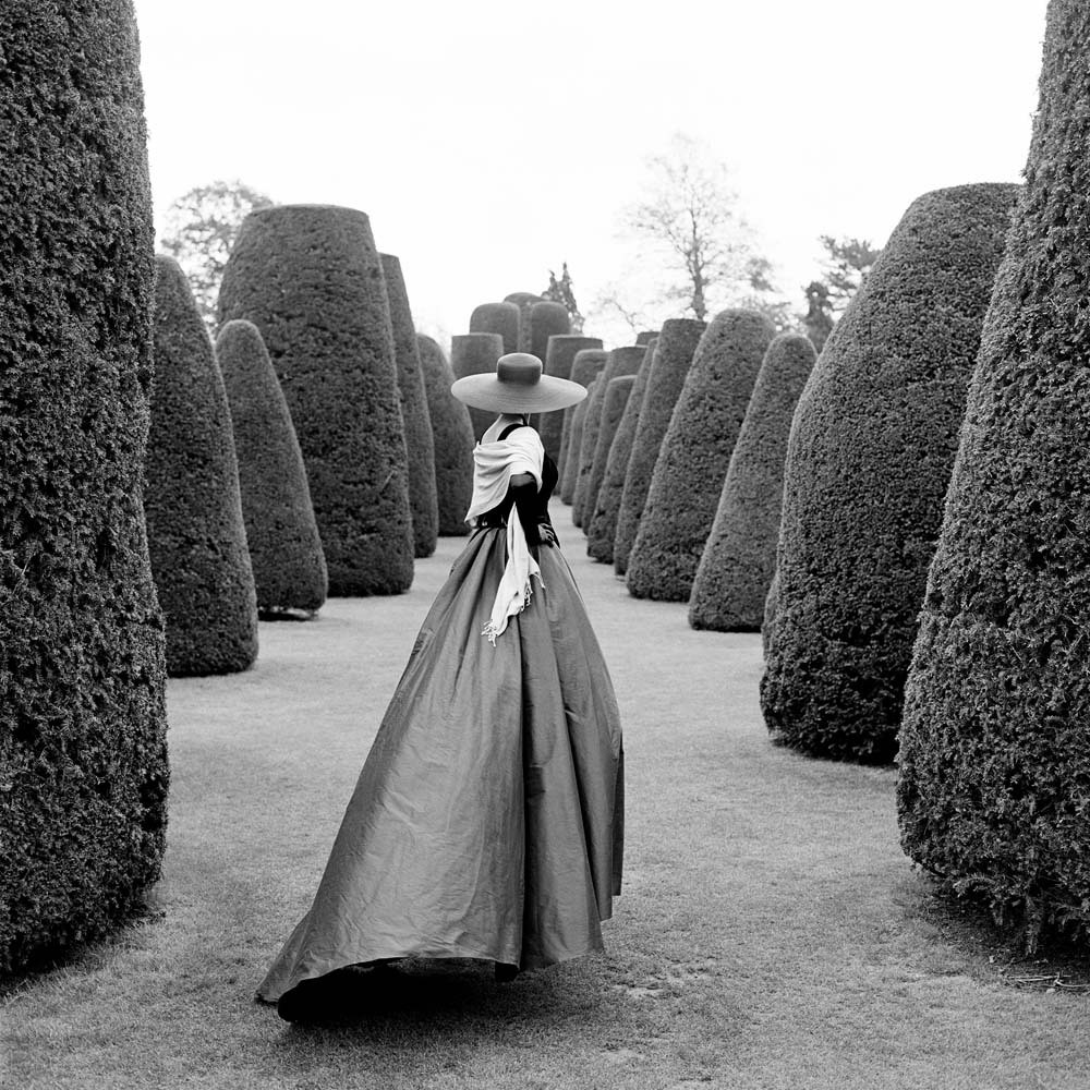 "<span class=""caption-title"">Chris Between Hedges</span>, Packwood Estate, Warwickshire, England,  2006<span class=""caption-copyright"">© Rodney Smith</span>"