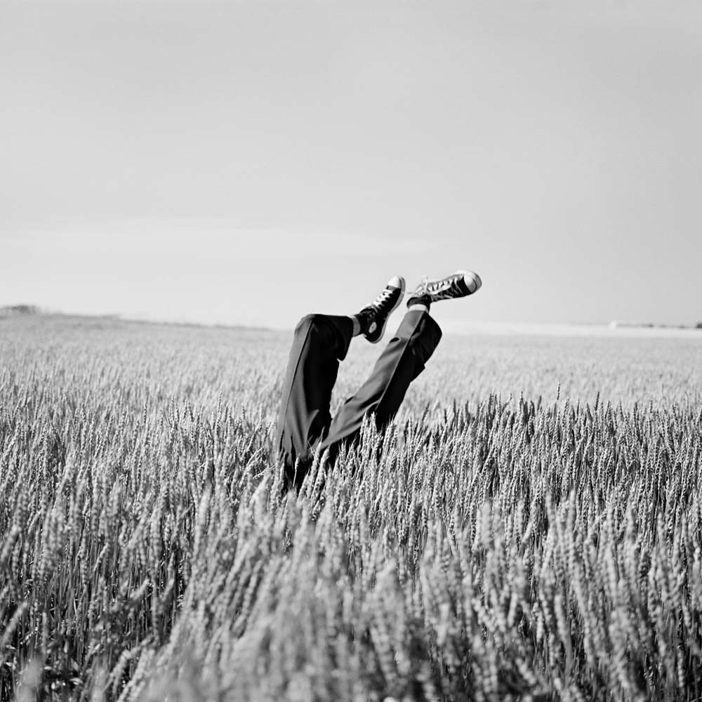 "<span class=""caption-title"">Collin Walking on Hands</span>, Alberta, Canada, 2004<span class=""caption-copyright"">© Rodney Smith</span>"