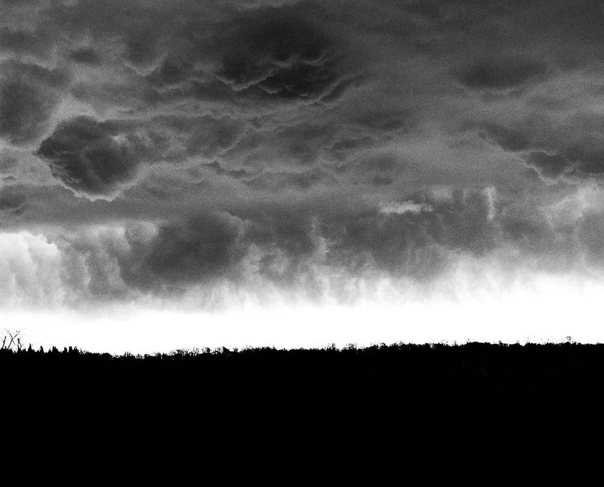 """<span class=""""caption-title"""">Storm Cloud</span>, Clinton, Connecticut, 1973<span class=""""caption-copyright"""">© Rodney Smith</span>"""