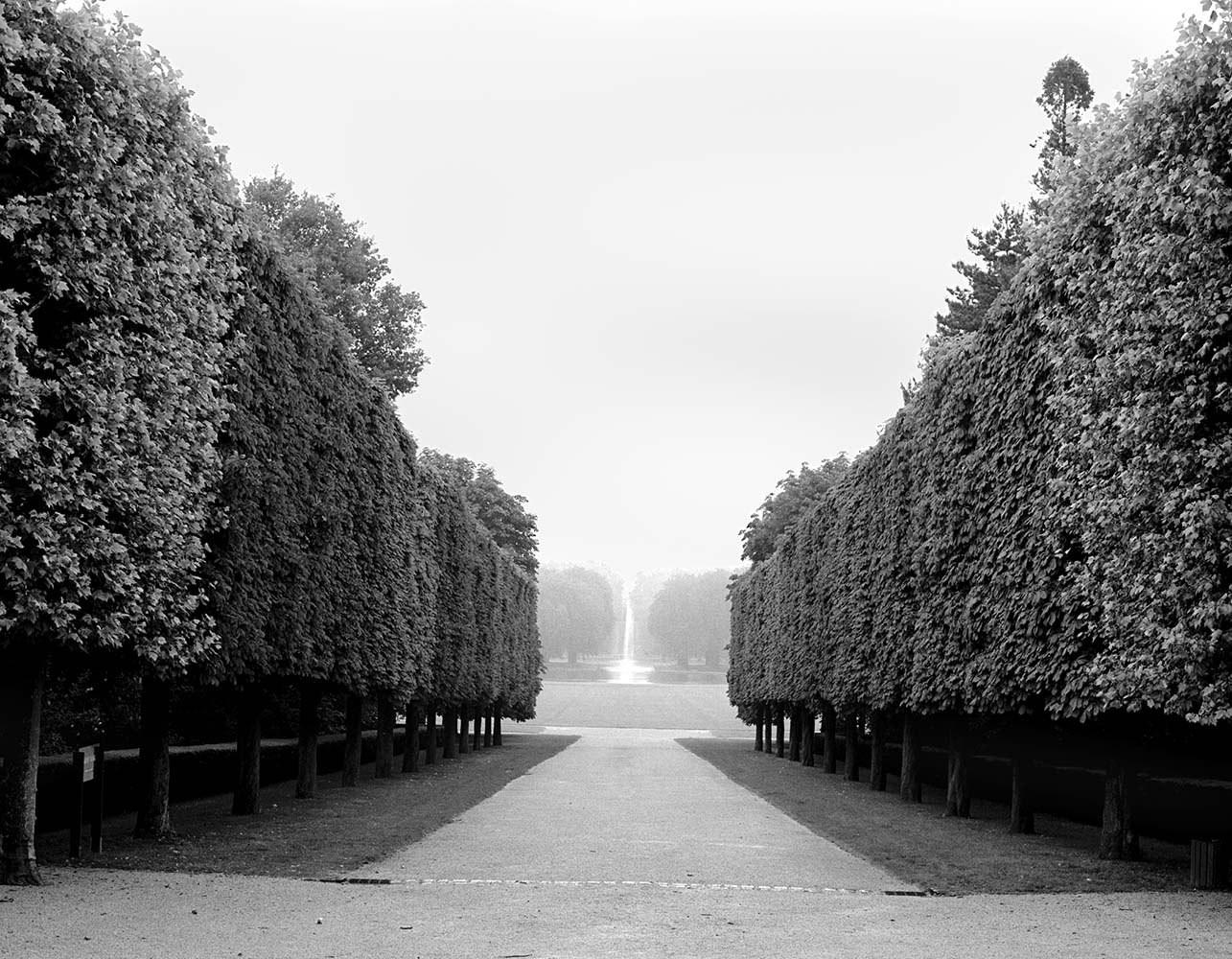 """<span class=""""caption-title"""">Landscape No. 3</span>, Parc de Sceaux, France, 1995<span class=""""caption-copyright"""">© Rodney Smith</span>"""