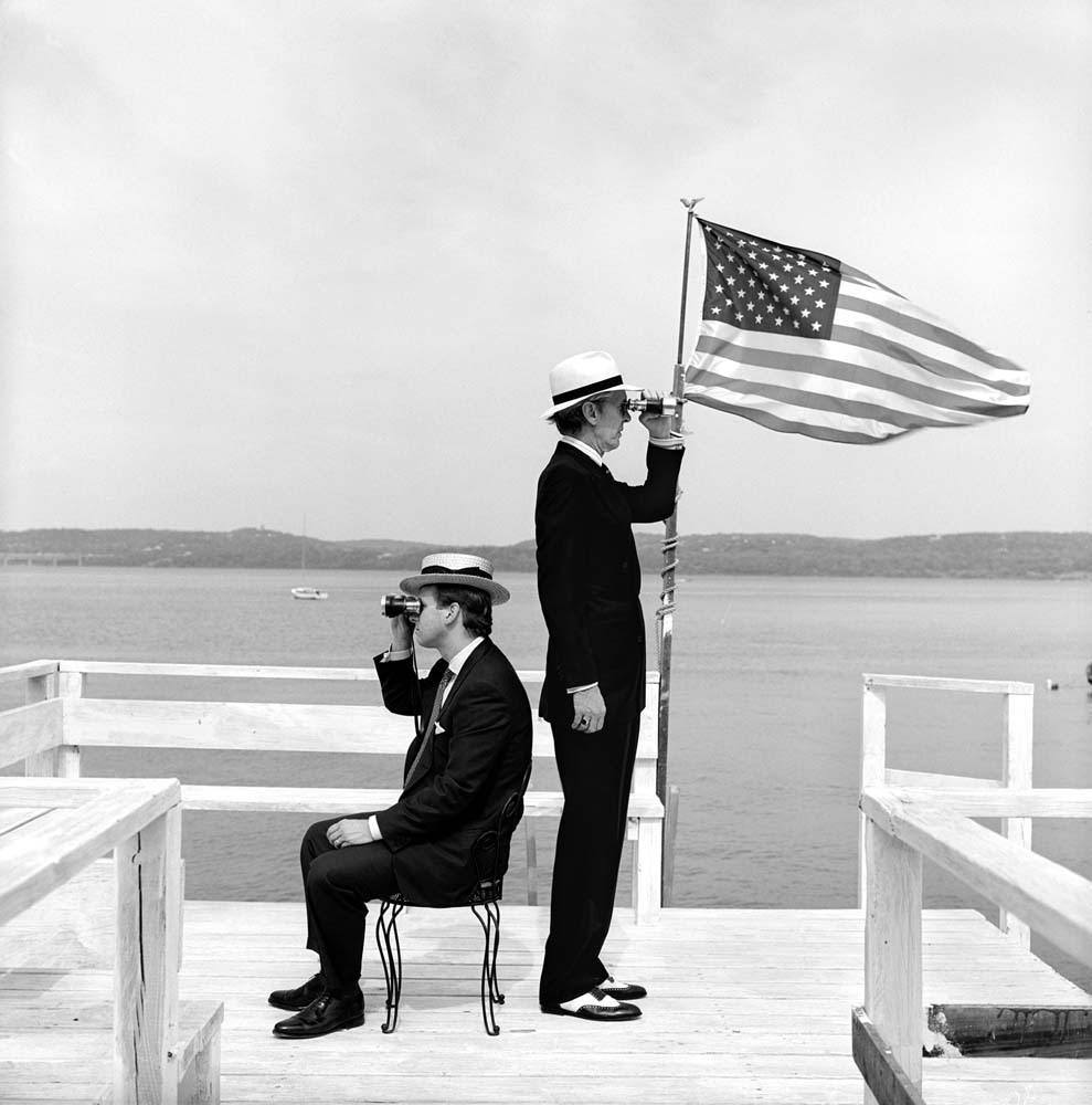 "<span class=""caption-title"">Fourth of July</span> ,  Piermont, New York, 1992<span class=""caption-copyright"">© Rodney Smith</span>"