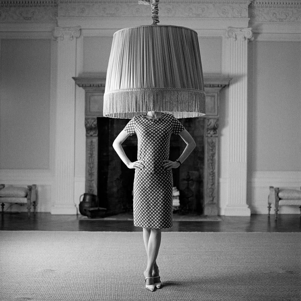 "<span class=""caption-title"">Viktoria Under Lampshade</span>, Rhinebeck, New York, 2011<span class=""caption-copyright"">© Rodney Smith</span>"